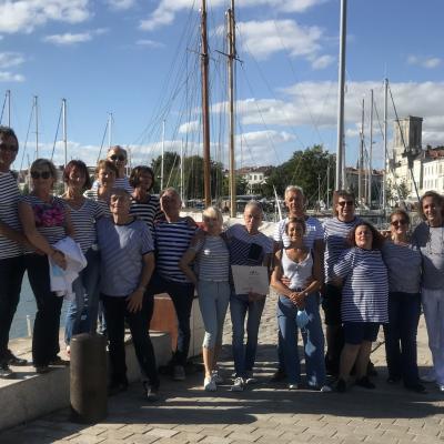 FlashMob WestCoast Swing La Rochelle 2020