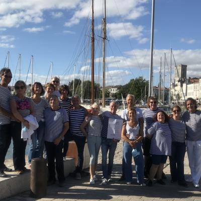 FlashMob WestCoast Team La Rochelle 2020